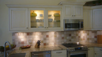 """Kaiser"" Kitchen Custom Cabinet Refacing"