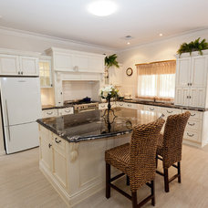Traditional Kitchen by Design Synergy