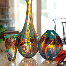 Contemporary Vases Kaleidoscope Vases