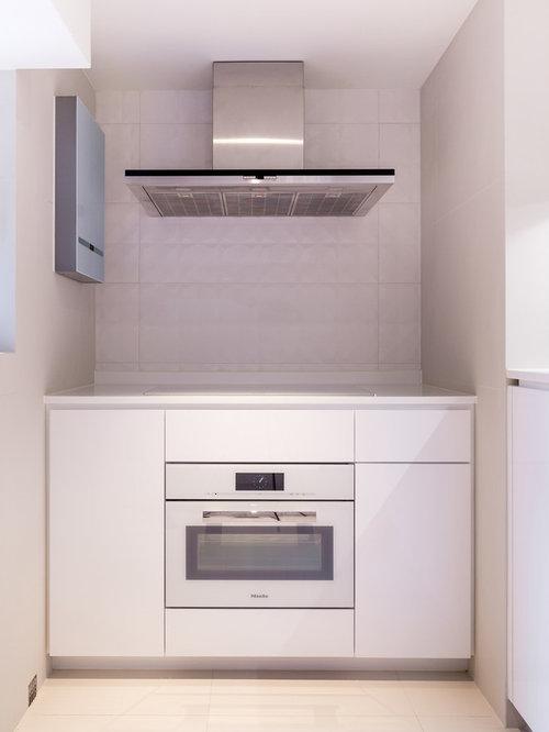 Hong Kong Enclosed Kitchen Design Ideas Renovations Photos