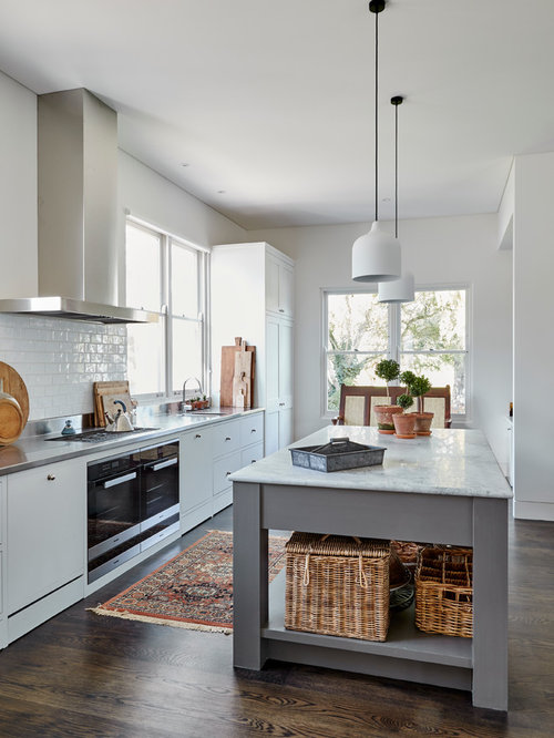 Traditional eat in kitchen design ideas renovations for Boro kitchen cabinets inc