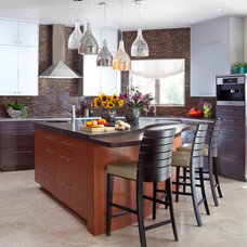 Contemporary Kitchen by company kd, llc.