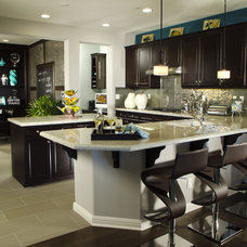 Contemporary Kitchen by Possibilities for Design Inc.