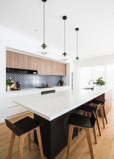 Современный Кухня by Denise Rix