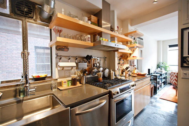 Eclectic Kitchen by Chris A Dorsey Photography