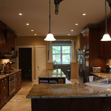 Traditional Kitchen by Katherine Joy Interiors