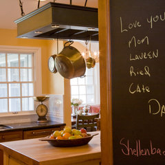 traditional kitchen by Kathleen Burke Design