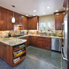 Traditional Kitchen Kathy McMillen's Kitchen  1-12 to 6-12