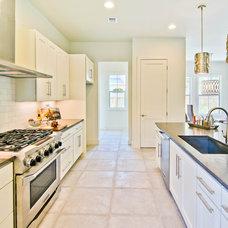 Modern Kitchen by Katie Johnson