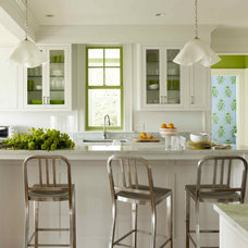 Transitional Kitchen by Vendome Press