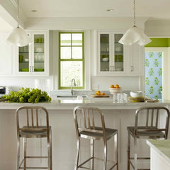 contemporary kitchen by Vendome Press