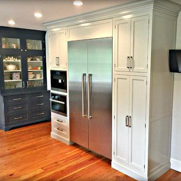 Katonah Renovation - Kitchen, Family Room, & Bath