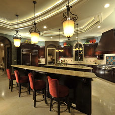 Traditional Kitchen by The Design Firm