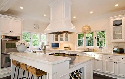 kitchen Katy Perry & Russell Brand's Los Feliz Home