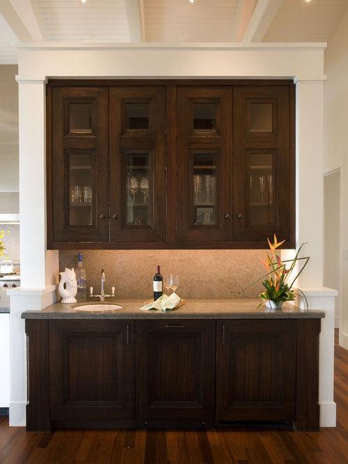 Kitchen Design With Mini Bar mini bar cabinet | houzz