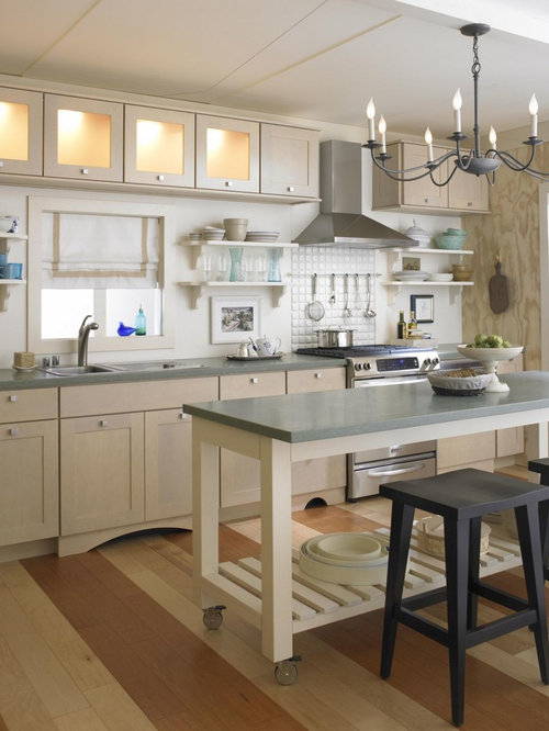 Kitchen Island Kraftmaid kraftmaid islands | houzz