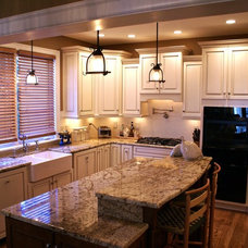 Traditional Kitchen by Kidwell Design Group, Inc.
