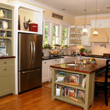 Farmhouse Kitchen by Cole Design Studio, LLC