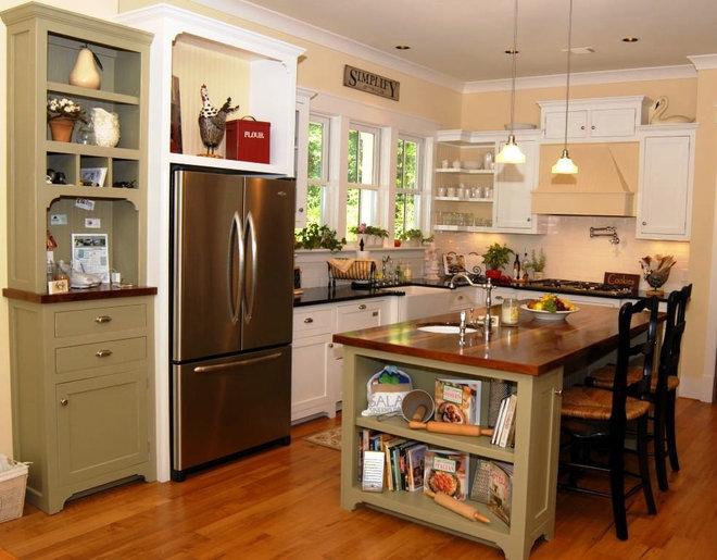 Farmhouse Kitchen by Cole Design Studio, LLC