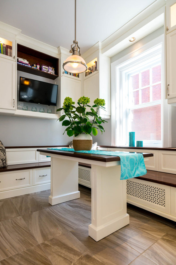Keeping the charm for a Westmount Kitchen