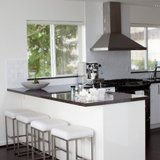 Transitional Kitchen by The Cross Interior Design