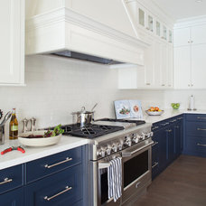 Traditional Kitchen by Kelly Deck Design