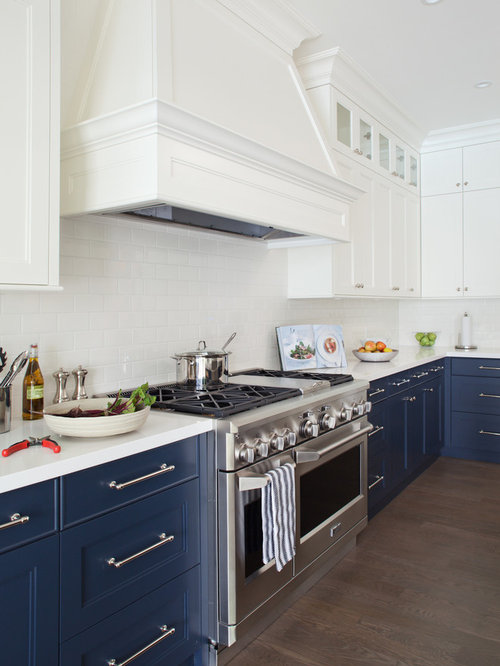 Oxford White Kitchen Design Ideas Remodel Pictures Houzz