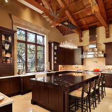 Contemporary Kitchen by Braswell Architecture, Inc.