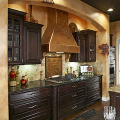eclectic kitchen by USI Design & Remodeling
