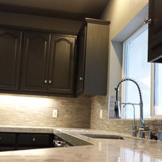 Traditional Kitchen by Cedar Creek Building & Design Co.