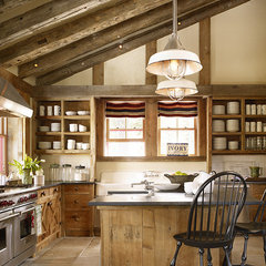 traditional kitchen by robert kelly