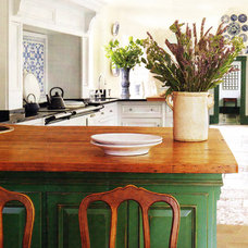 Eclectic Kitchen by Kelly Mack Home