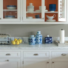 Transitional Kitchen by Kelly-Moore Paints
