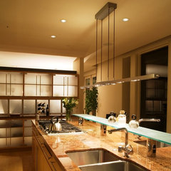 modern kitchen by Arthur Dyson Architects