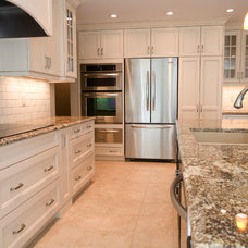 Traditional Kitchen by Litwiller Renovations & Custom Homes