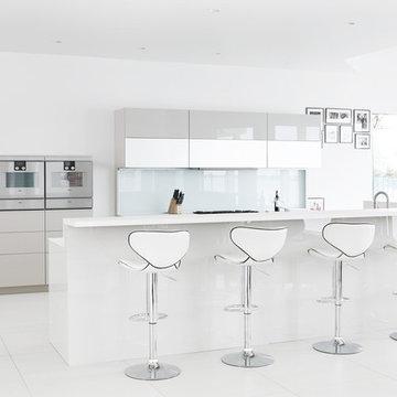 Kemah- Award winning kitchen renovation