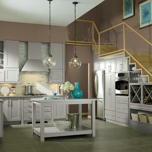 Kemper Cabinets Transitional