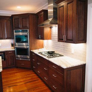Kempsville Cabinets- Cherry Custom Kitchen