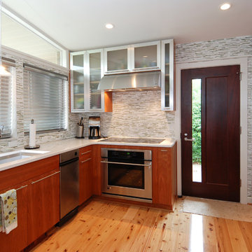 Kempsville Cabinets-Custom Contemporary Kitchens