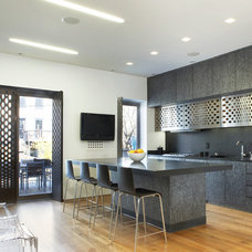 contemporary kitchen by SLADE ARCHITECTURE