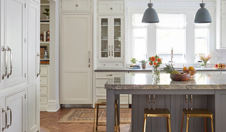 Kitchen of the Week: Family-Friendly With Vintage Character