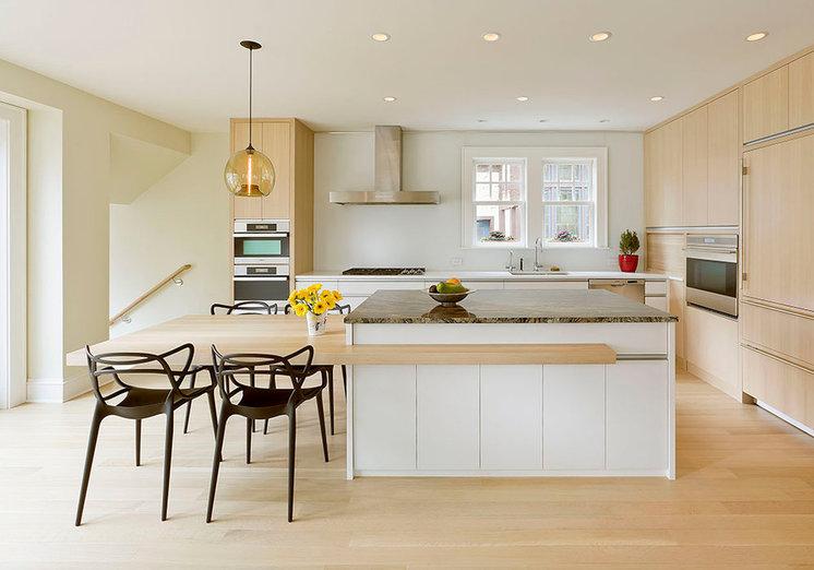 Scandinavian Kitchen by Peterssen/Keller Architecture