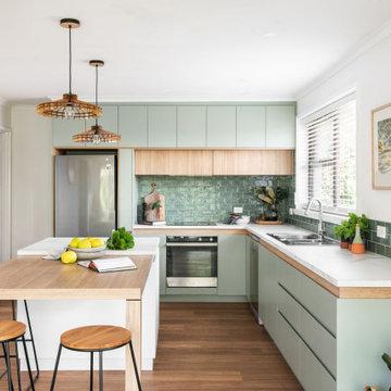 Kensington Gardens Kitchen