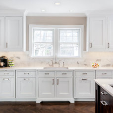 Traditional Kitchen by Remodeling Specialists Inc.