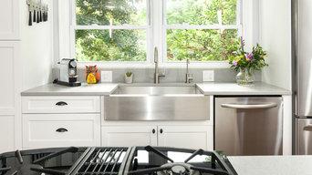 Kensington Transitional Kitchen