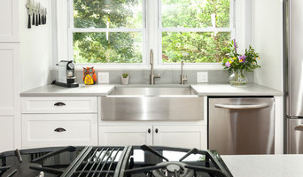 Kensington Transitional Kitchen
