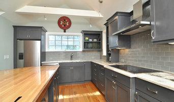 Kent, CT- Contemporary Kitchen