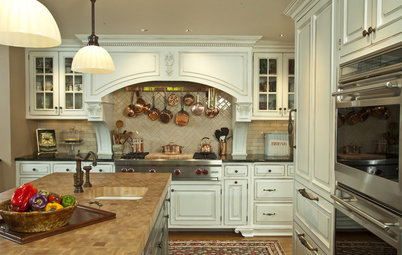 Kitchen Confidential: The Case for Corbels