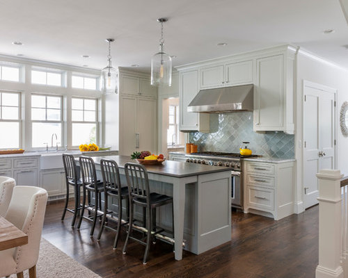 Scalloped Backsplash Ideas, Pictures, Remodel and Decor