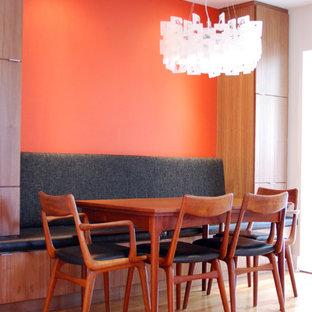 Создайте стильный интерьер: кухня в современном стиле с обеденным столом - последний тренд